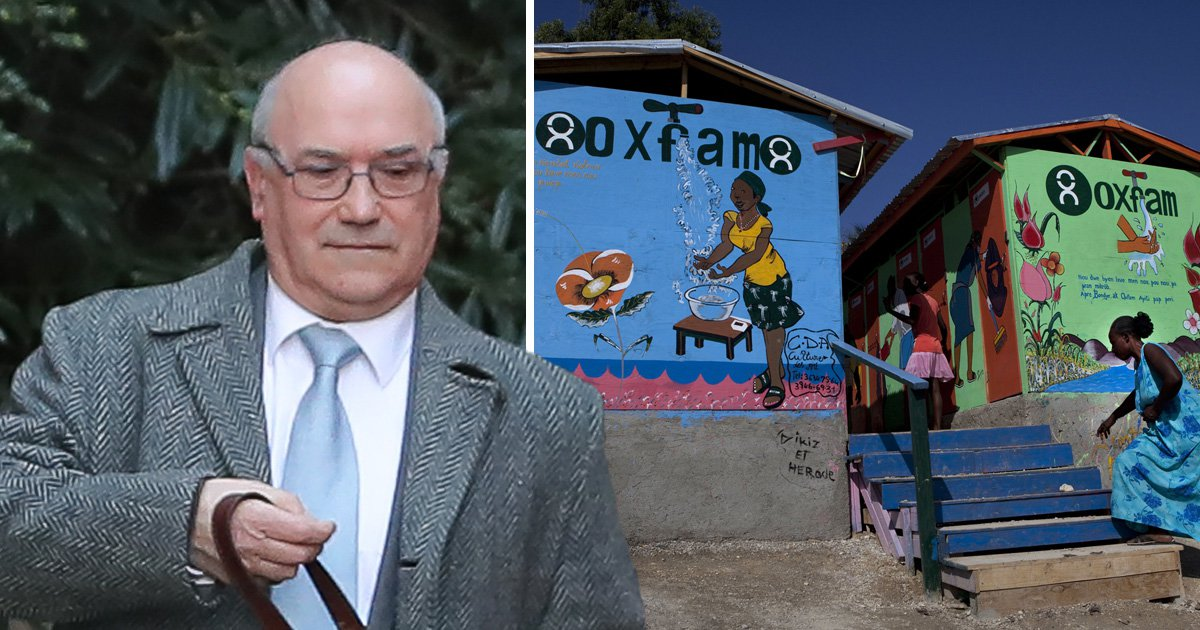 Oxfam chief apologises after 'staff paid Haiti earthquake victims for sex'
