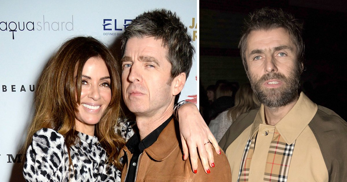 Liam Gallagher says Noel's wife Sara is 'up there with Putin'