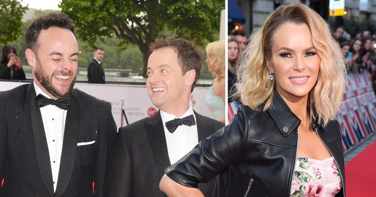 Ant and Dec 'wreaked havoc in most daring prank yet' on Amanda Holden