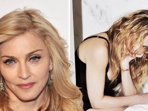 Madonna raises eyebrows with selfie on the toilet