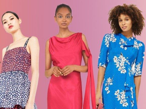 10 of the best outfits to wear if you're heading to a spring wedding