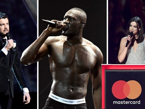 Stormzy's politically-charged performance ends the Brits after a night of few surprises