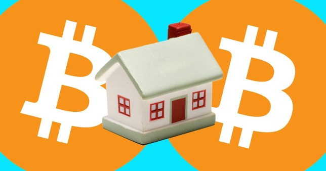 buy property with cryptocurrency