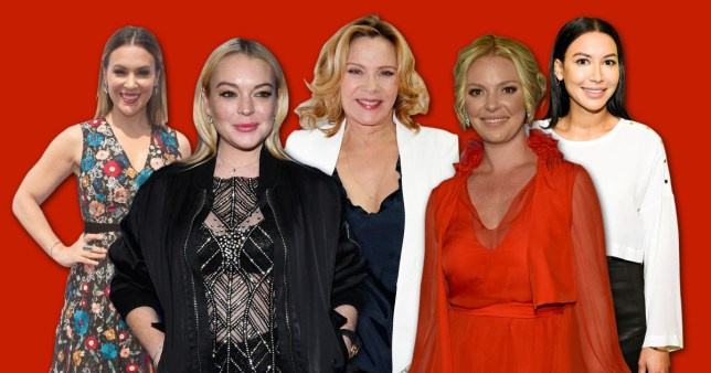 Feature: Following SJP and Kim Cattrall - A list of TV Feuds