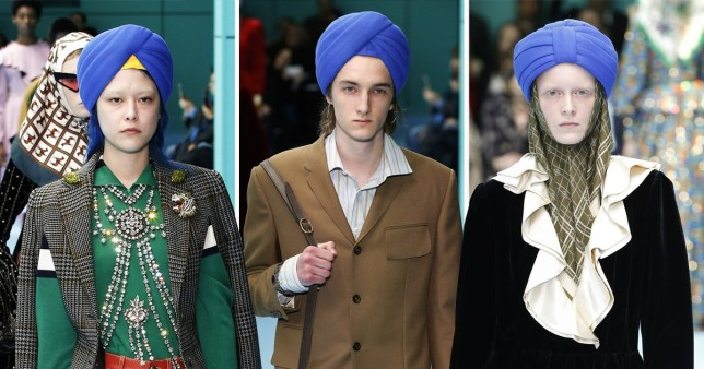 34f1db28e35 Dear Gucci, using a Sikh turban as a fashion accessory is not okay ...