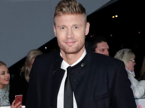 Freddie Flintoff kicked out of cafe after son exposed his dad's penis by accident