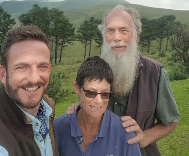 The amazing Rod and Rachel Saunders of Silver Hill Seeds. These guys know their South African native plants.....and vitally where to find them. They sell an incredible range of seeds online. #silverhillseeds #SouthAfrican #nativeplants #horticulture #planthunters https://twitter.com/nickbailey365?lang=en
