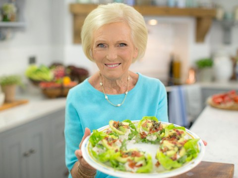 Mary Berry back to her judging best in new show Britain's Best Home Cook