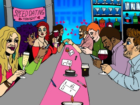 10 people reveal the horrors and the joys of speed dating