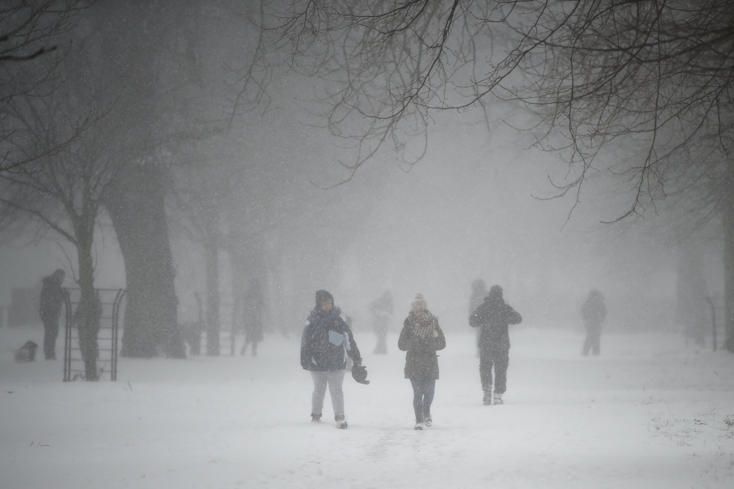 Irish Met Office issues red weather warning for entire country