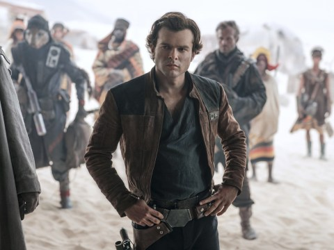 Solo: A Star Wars Story beats Black Panther to become second biggest preseller in 2018