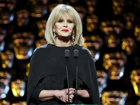 Joanna Lumley 'terrified that all men are seen as bad' after #MeToo and Time's Up