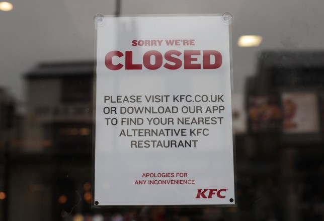 Who Owns Kfc Why Is It Closed And Which Ones Are Open