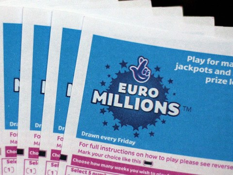 Massive £141 million to be won in tomorrow's EuroMillions draw