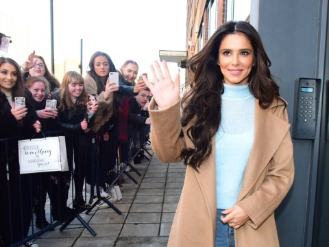 Cheryl thanks fans for support as she shrugs off Liam Payne split rumours while opening Prince's Trust centre