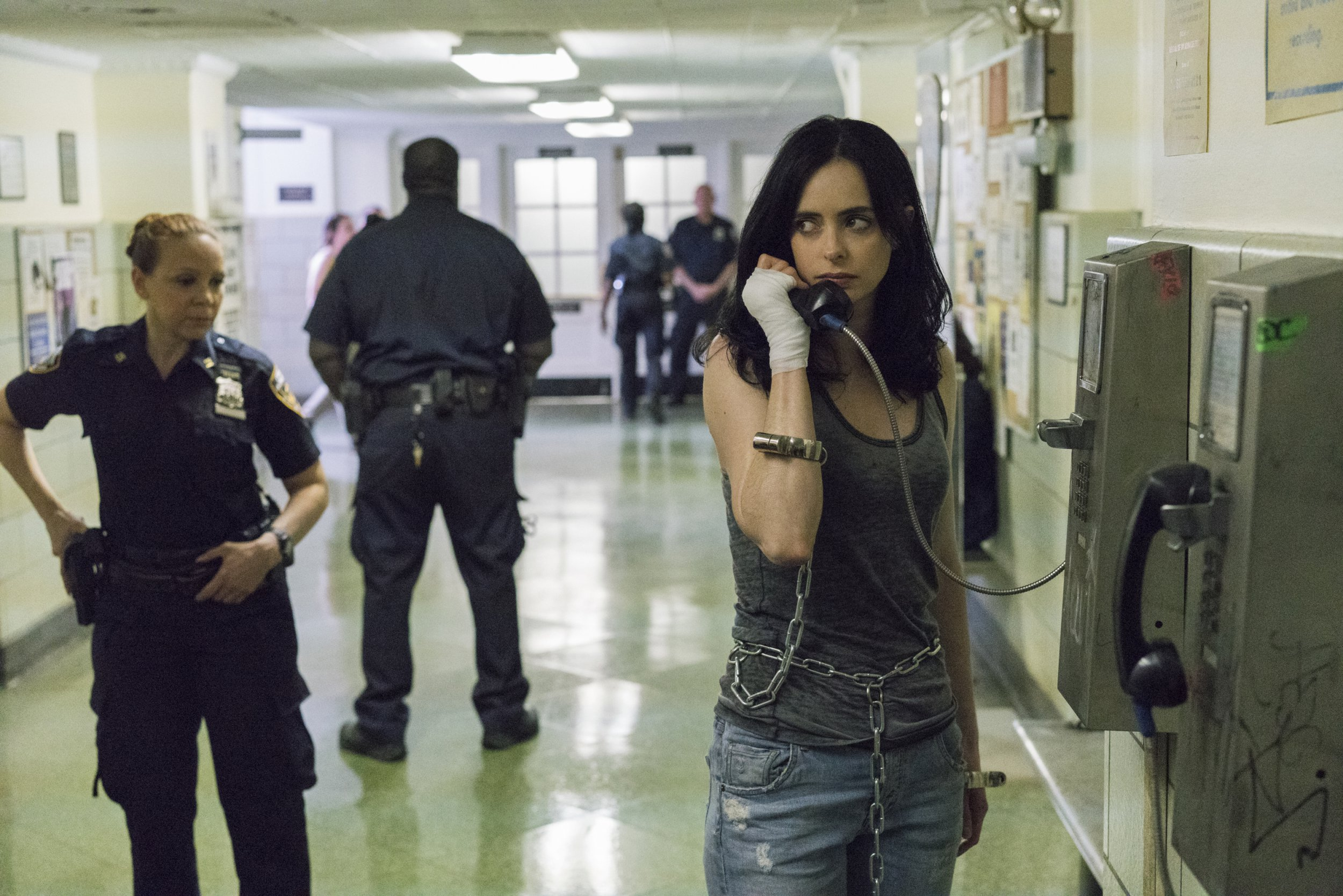 Marvel?s Jessica Jones (Picture: Netflix)