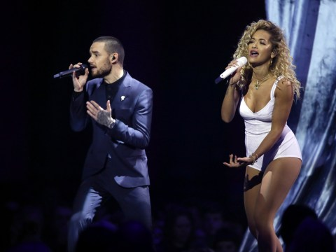 Liam Payne and Rita Ora to sing together at Global Music Awards after toned-down performance at Brits