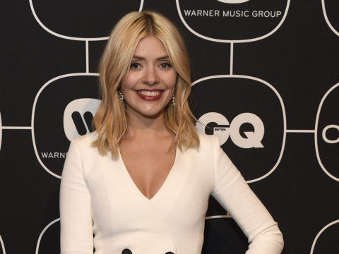 Holly Willoughby claims 'time's up on #timesup' with scathing response to Brits pictures