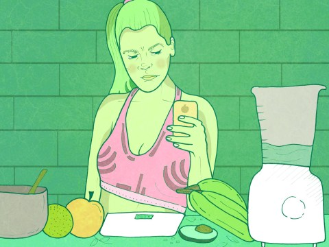 How 'healthy' food tracking apps could actually be leading to an increase in disordered eating