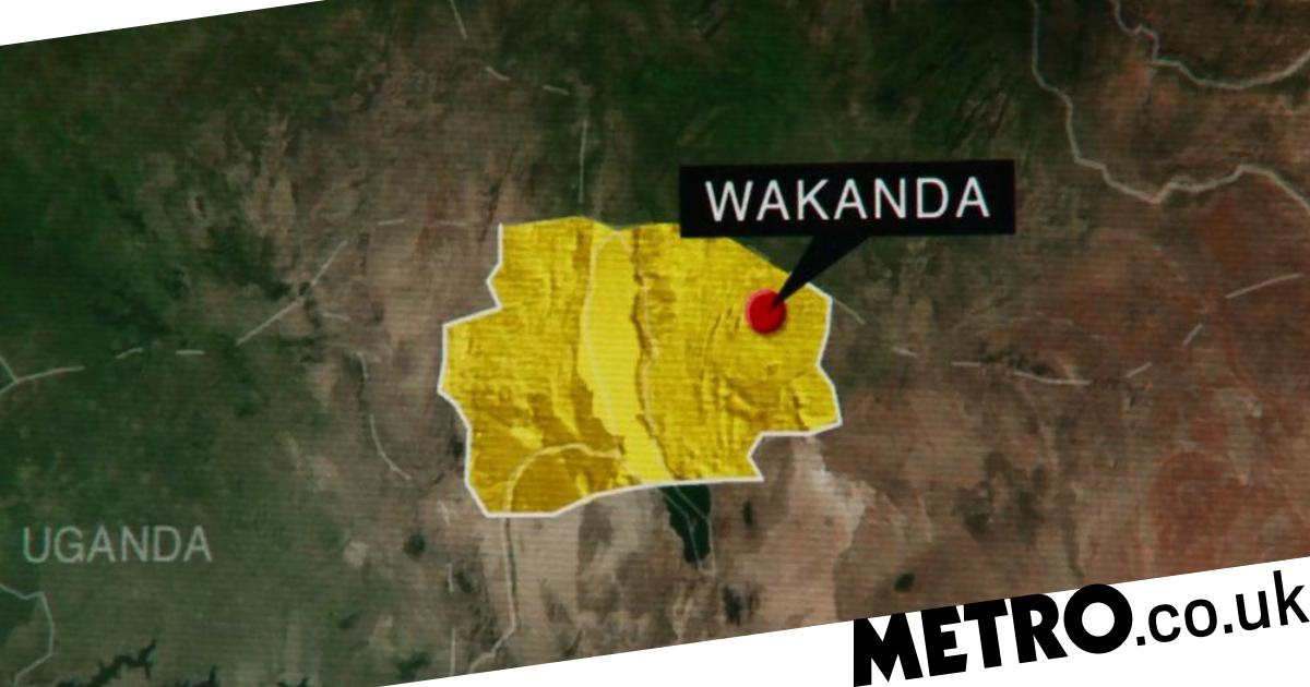 Where Is Wakanda Location And Flag Of Black Panther S Homeland
