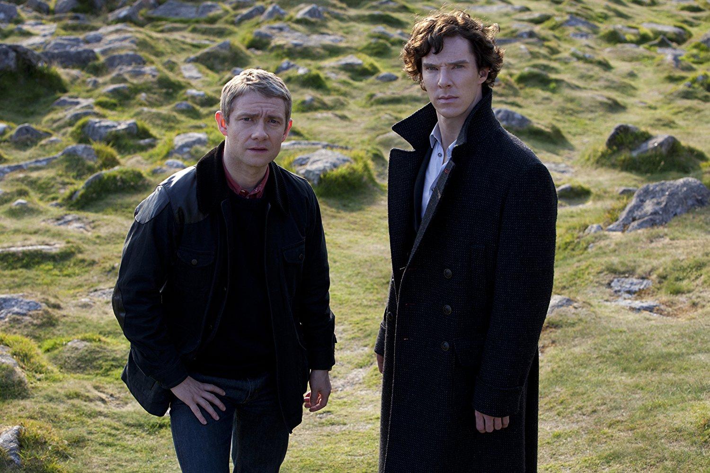 Benedict Cumberbatch criticises 'pathetic' Sherlock co-star Martin Freeman after fan comments