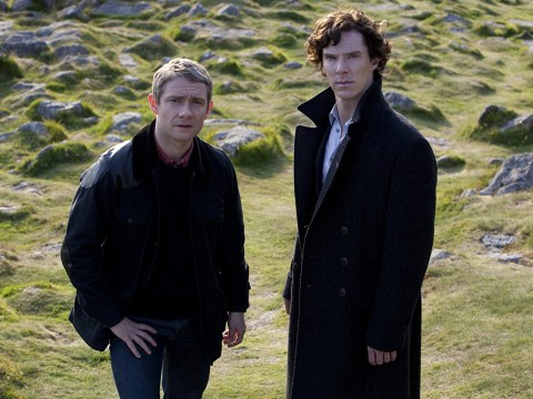 Benedict Cumberbatch criticises 'pathetic' Sherlock co-star Martin Freeman after fan comments