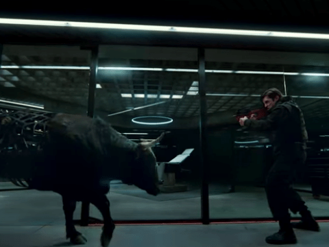 Westworld season 2 Super Bowl trailer brings the bulls and official release date