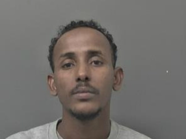 Ahmed Abdoule told the woman that she was 'not the only girl who was going  to get punished' (Picture: MEN Media)