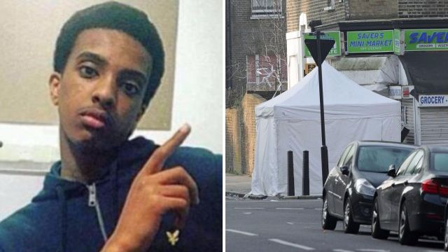 Two men, 17 and 20, stabbed to death in Camden named