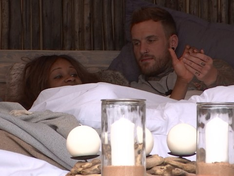 Survival Of The Fittest: Mariam Musa and Warren Phillips spend the night together after sorting the Callum Pardoe situation