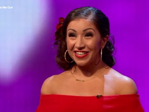 One of the Take Me Out flirty thirty asks male contestant 'how he gets it up so high'