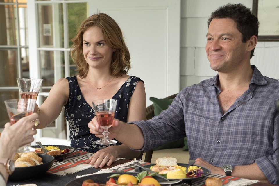 Ruth Wilson is 'certain' she was paid less than The Affair co-star Dominic West