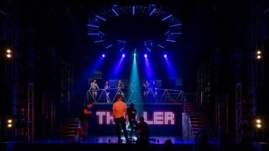 Thriller Live cast brings Naughty Boy and Joe Jonas' Once