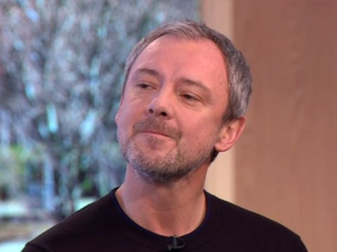 Trauma actor John Simm admits using his own son to get in character
