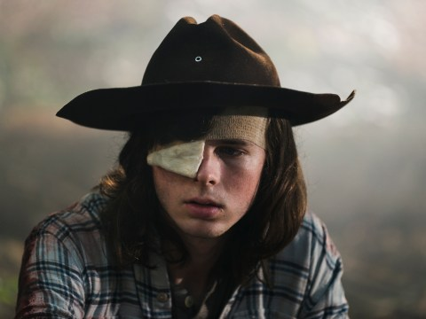 Walking Dead creator Robert Kirkman admits he's to blame for Carl Grimes' death