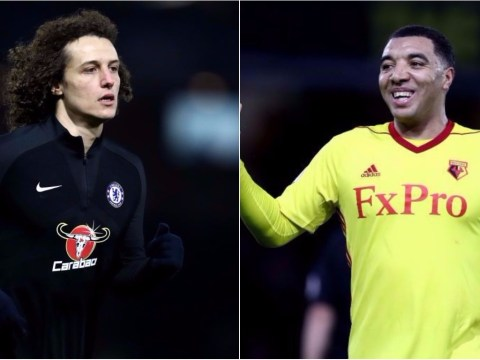 David Luiz was 'BULLIED' by Troy Deeney during embarrassing Watford defeat, says Chelsea hero Dennis Wise
