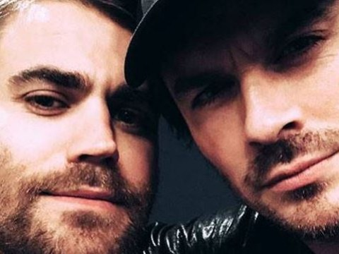 Ian Somerhalder and Paul Wesley spark hopes and dreams of a Vampire Diaries reunion