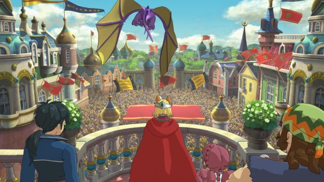 Ni No Kuni II (PS4) - a kingdom for a cat-boy