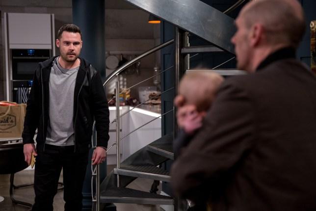 Aaron is kidnapped in Emmerdale