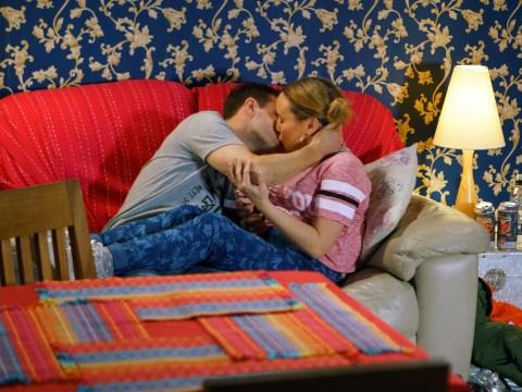 Coronation Street spoilers: Tyrone Dobbs betrays Fiz Brown and sleeps with Gemma Winter tonight