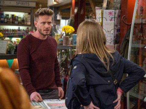 Emmerdale spoilers: Matthew Wolfenden and Amy Walsh reveal David's shocking comment to Tracy Shankley that could destroy them
