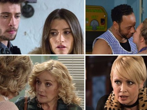 12 soap spoiler pictures: Coronation Street rape, EastEnders death, Emmerdale tragedy, Hollyoaks cancer lie
