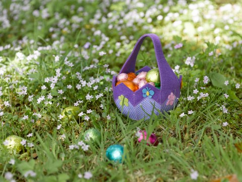 How to have your own egg hunt for Easter 2018