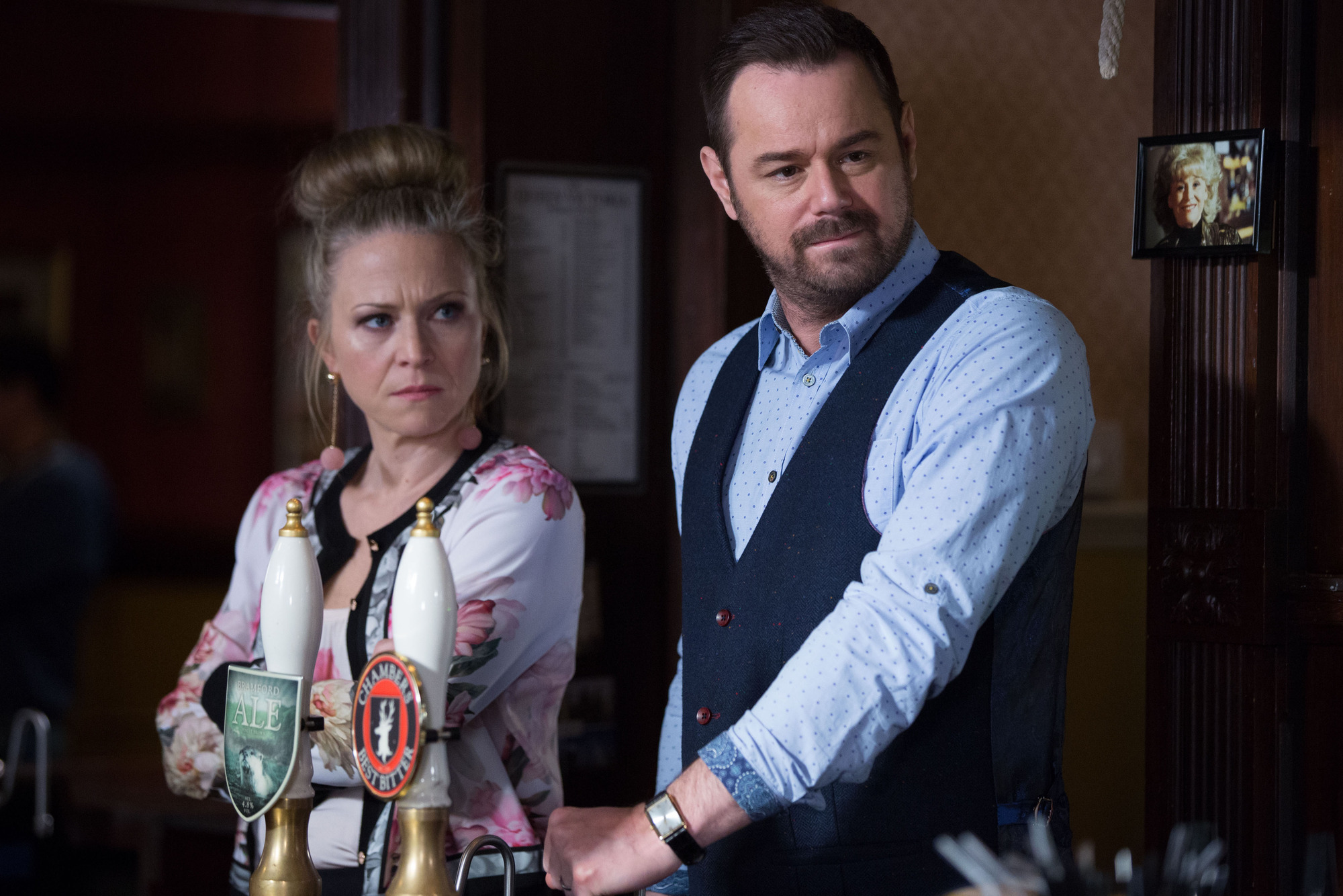 EastEnders spoilers: Linda and Mick Carter face Aidan Maguire's revenge as a package is delivered?