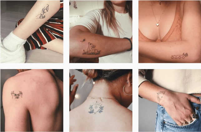 Thinking about getting a tattoo? Go for stick and poke – it\'ll hurt ...