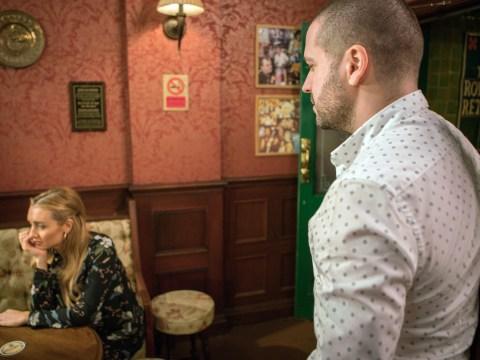 Coronation Street spoilers: Eva Price reveals her baby secret to Aidan Connor?