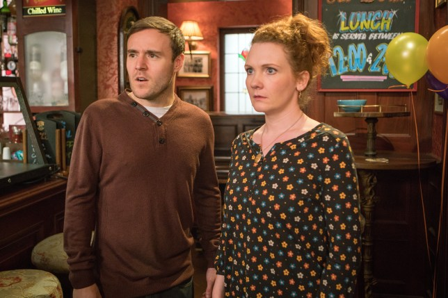 Where has Fiz gone in Coronation Street and when is Jennie