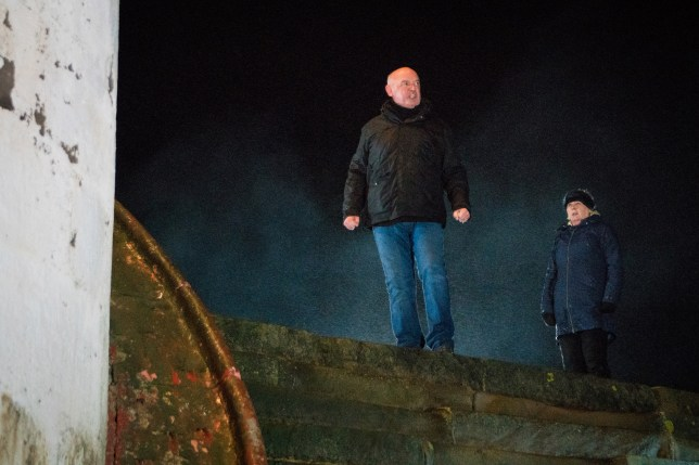 Phelan meets his end in Coronation Street