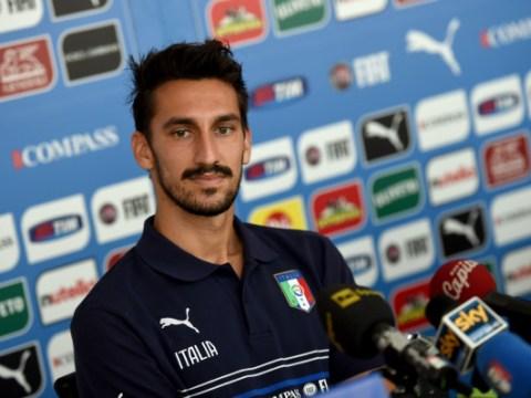 Fiorentina and Cagliari pay perfect tribute to Davide Astori