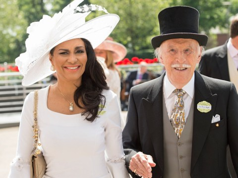 Bruce Forsyth's ashes may be buried under London Palladium where he started dancing career